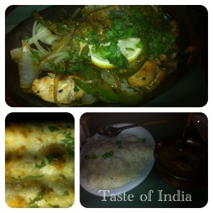 #4 Try Indian Food